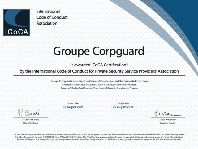 ICoCA Corpguard