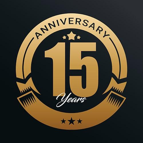 15th Anniversary CORPGUARD